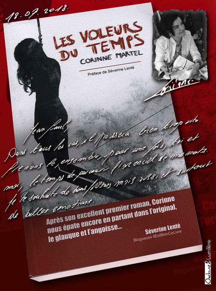 2018-65 - Corinne Martel - Les voleurs du temps