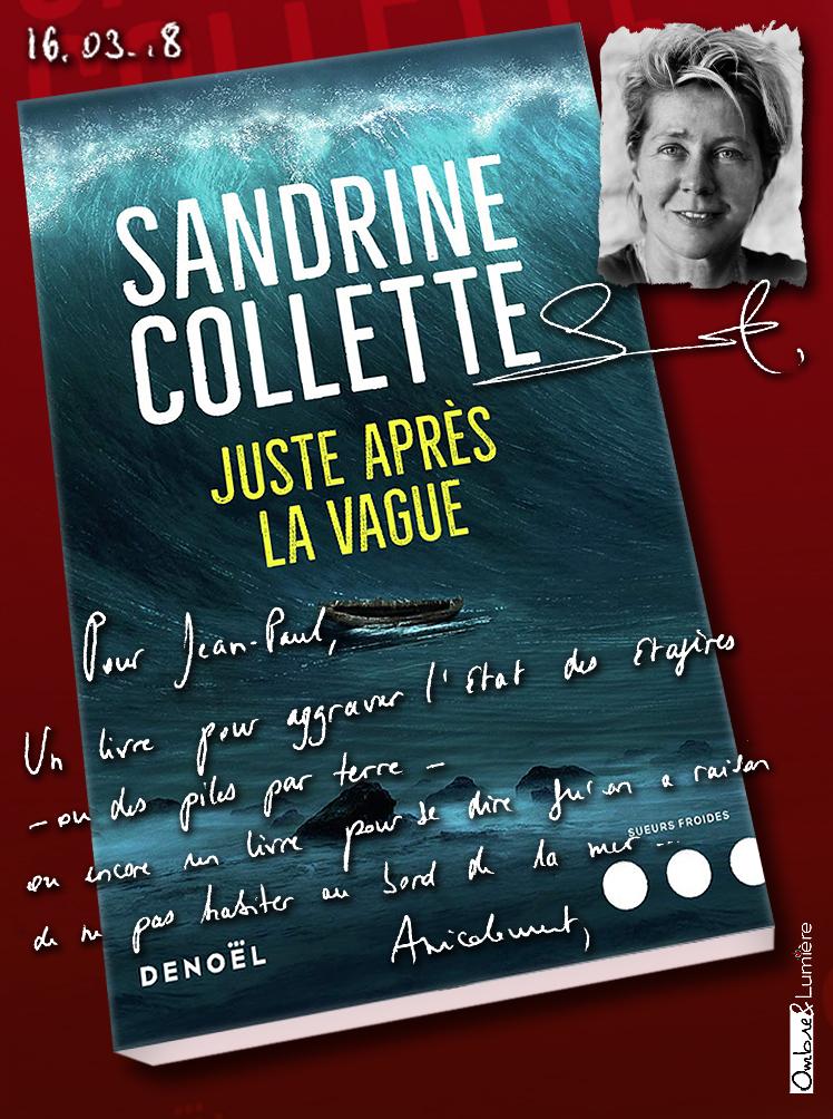 2019_041_ Sandrine Collette - Juste après la vague