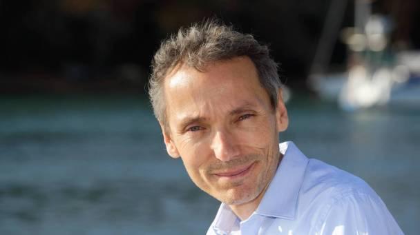 Laurent Gounelle, écrivain français.