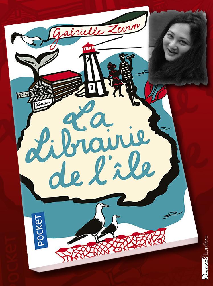 Livre_2019_049_Gabrielle Zevin - La librairie de l'ile