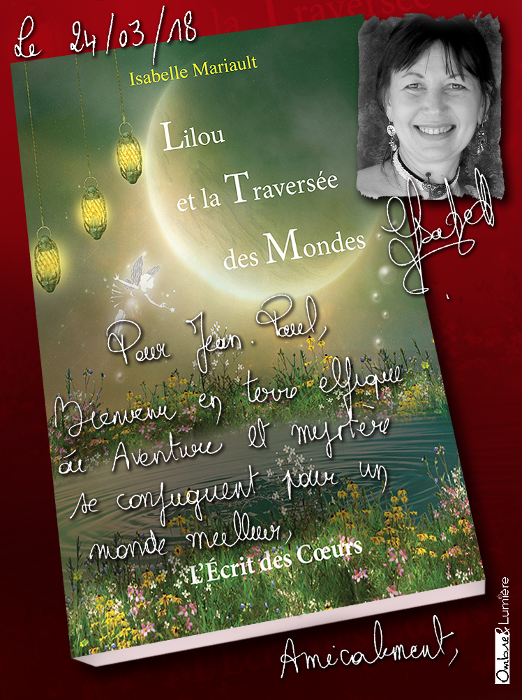 2020_016_Mariault Isabelle - Lilou et la Traversée des mondes