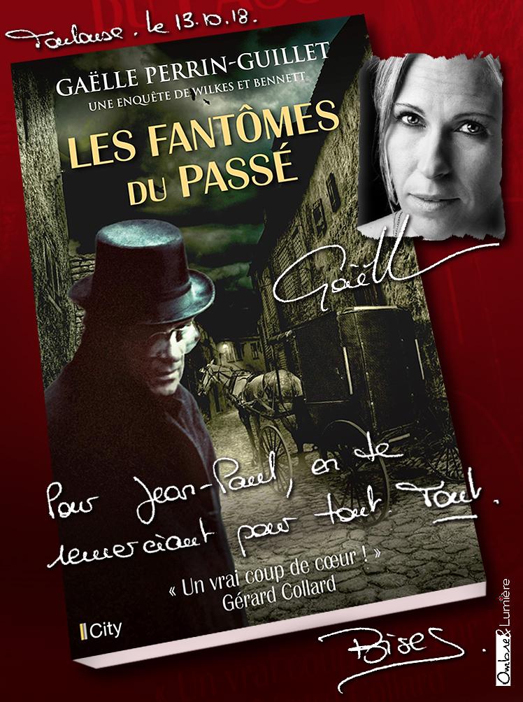 2020_019_Perrin-Guillet Gaëlle - Les fantômes du passé